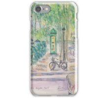 Quai Montebello, Paris iPhone Case/Skin