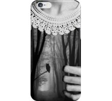 deep inside iPhone Case/Skin