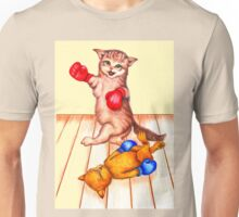 The fat cats always win 315 views Unisex T-Shirt