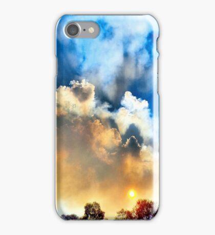Burning the Sun iPhone Case/Skin