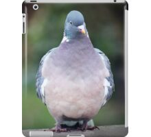 Off to weight watchers iPad Case/Skin