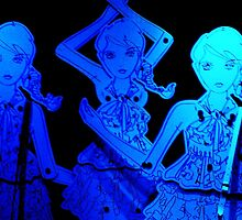 The Blues Sisters by MikeShort