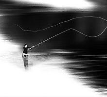 A River Runs Through It by hannes cmarits