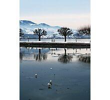 Lake Zurich Photographic Print