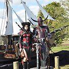 He And She Viking ... by Danceintherain
