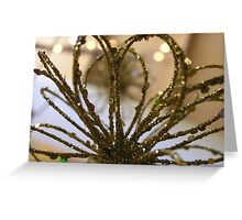 Christmas - Glitter me Sparkly Greeting Card