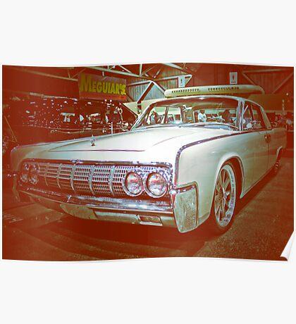Lincoln Cruiser Poster