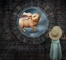 Pigs DO Fly... by Vanessa Barklay