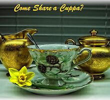 Come Share A Cuppa? by Heather Haderly