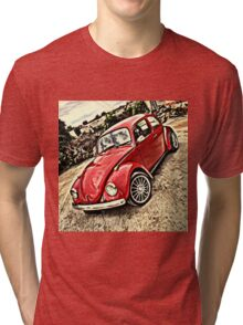 Little red devil Tri-blend T-Shirt