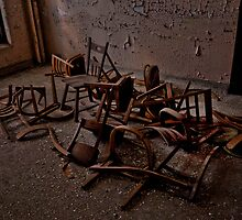 Where Chairs go to die by sos68