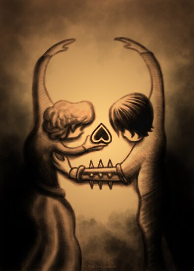 Dance of Death by Rustyoldtown