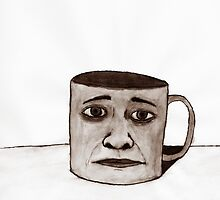 A Sad Old Mug by whoo