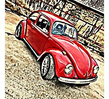 Little red Dub Photographic Print