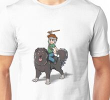 Knight and His Noble Steed Unisex T-Shirt