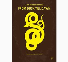 No127 My FROM DUSK TILL DAWN minimal movie poster Unisex T-Shirt