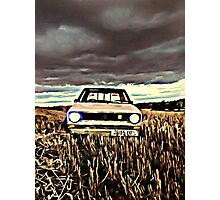 Mk1 Caddy Photographic Print