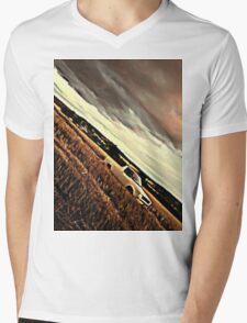 caddy Summer Mens V-Neck T-Shirt