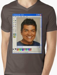 nice, cool, wow Mens V-Neck T-Shirt