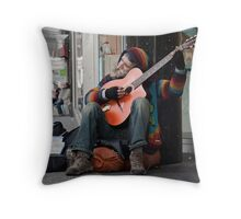 Memoir  Throw Pillow