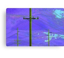 More Power to Ya Canvas Print