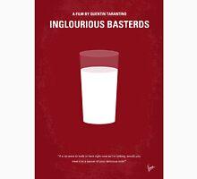 No138 My Inglourious Basterds minimal movie poster T-Shirt