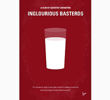 No138 My Inglourious Basterds minimal movie poster Unisex T-Shirt