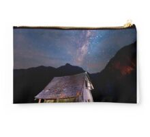 The barn at the end of the universe Studio Pouch