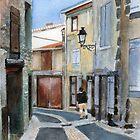 Rue sous le rues, Maringues by Dai Wynn