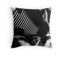 Gilled Throw Pillow