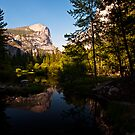 Mirror Lake by Kurt Golgart