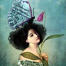 In the Butterfly Garden by Catrin Welz-Stein