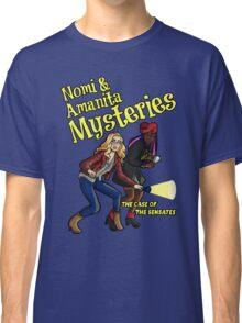 Nomi and Amanita Mysteries Classic T-Shirt