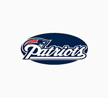 New England Patriots logo 2 Unisex T-Shirt