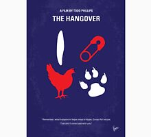No145 My THE HANGOVER Part I minimal movie poster Unisex T-Shirt