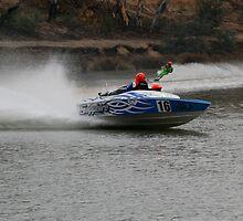 Full throttle by Greenacres