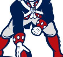 New England Patriots logo 4 Sticker