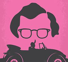 No147 My Annie Hall minimal movie poster by JinYong