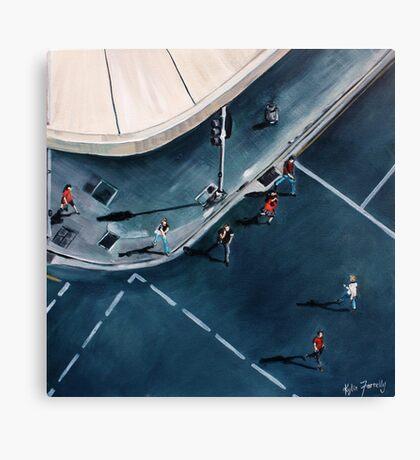 Going Places Canvas Print