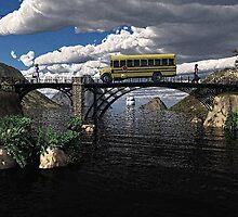 The Bridge. by alaskaman53
