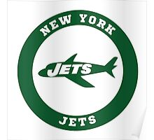 New York Jets logo Poster