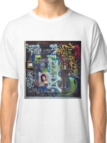 Graffiti collage Classic T-Shirt