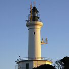 Lighthouse, Point Lonsdale by Ian Williams