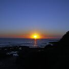 Sunset, Point Lonsdale, Victoria by Ian Williams