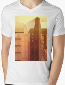 17 Mens V-Neck T-Shirt