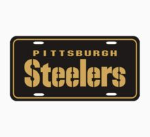 Pittsburgh Steelers logo 3 Kids Clothes