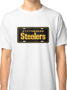 Pittsburgh Steelers logo 3 Classic T-Shirt
