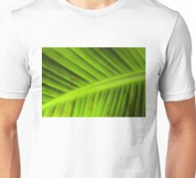 banana leaf Unisex T-Shirt