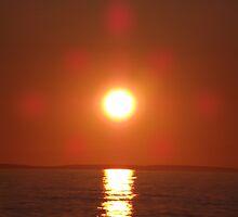 Southwest Sunset Beach Western Australia by ZanaPearce73