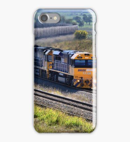 Hunter Valley Coal Train NSW Australia iPhone Case/Skin